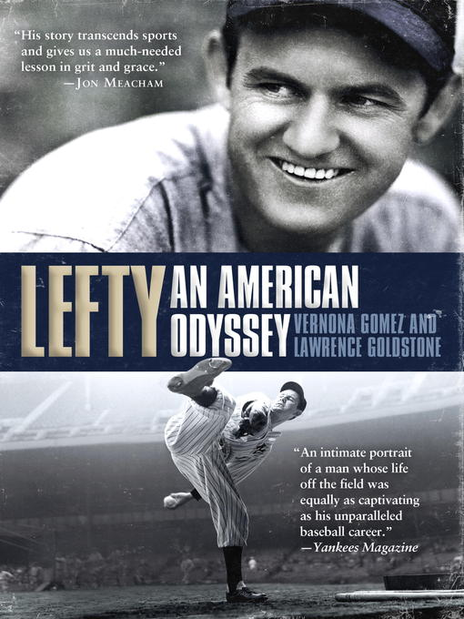 Title details for Lefty by Vernona Gomez - Available
